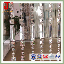 New Crystal Bead Window Curtain for Wall Room Window Decoration Shiny