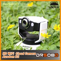 2015 new high quality 720P HD AUSDOM Indoor Pan Tilt Wireless Could Camera wireless ip camera model D2
