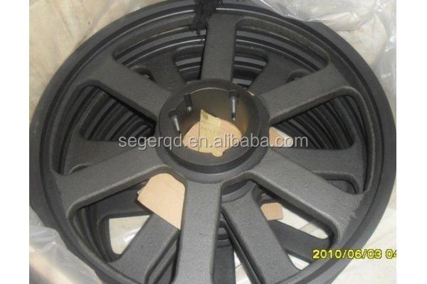 Custom cast iron v belt pulley buy