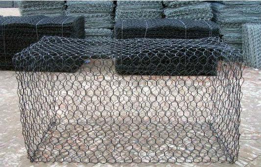 Mallas para gaviones gaviones cajn de malla metlica para - Malla alambre galvanizado ...