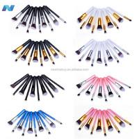 NEW 10 PCS Professional Makeup Set Pro Kits Brushes Makeup Cosmetics Brush Tool