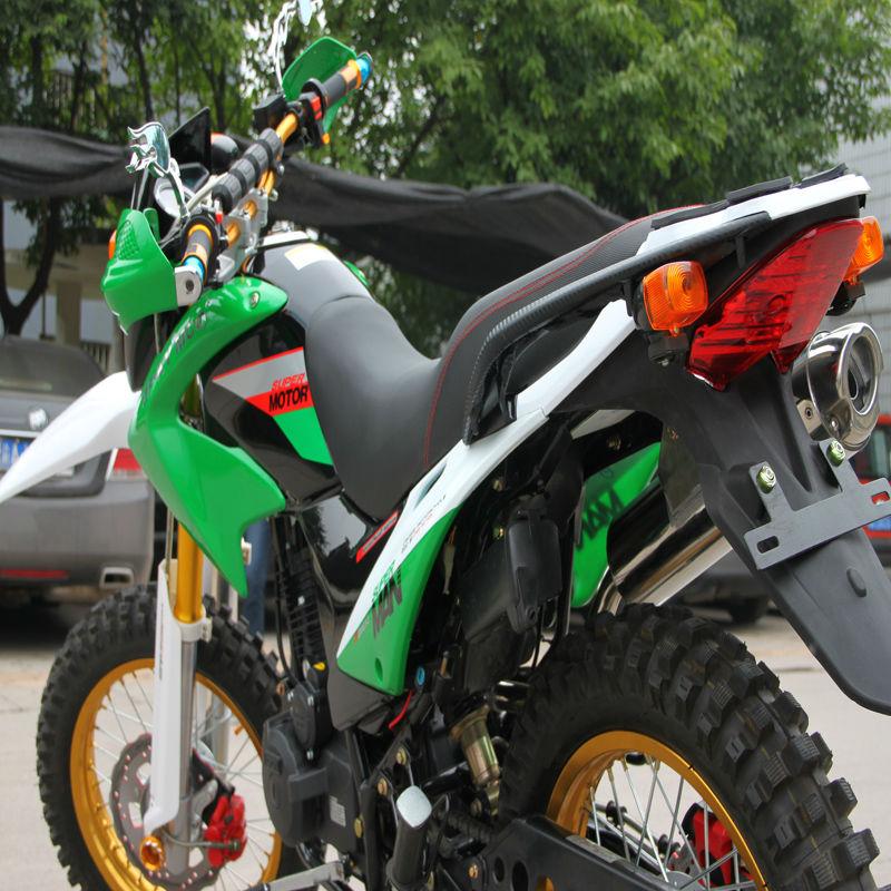 أعلى البائع 200cc دراجة نارية مع نوعية افضل( zf200gy-- 5)