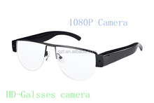 Hot Sale HD 1080P glasses camera, safety glasses with camera, full HD camera glasses