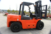 used toyota quality 7ton diesel forklift truck special for get into container
