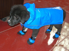 customized PVC dog suit
