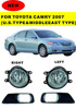 oem fog lamp for toyota camry 2007( U.S TYPE & MIDDLE EAST TYPE)
