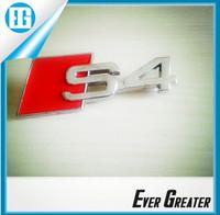 customized 3M tape chrome japanese stickers car badge Adhesive 3D Car Body Emblem toyota car stickers
