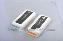 2013 New arrival 5600mah portable power bank Christmas gift for smartphone