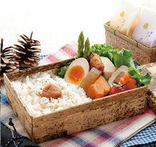 Japanese bento box Bamboo Box Sushi