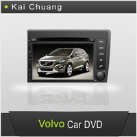 2 din Car GPS Navigation for Volvo S60 with DVD/Bluetooth/Ipod
