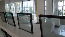 Heat reflective insulated glass/Low-e tempered hollow glass price
