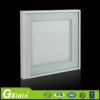cheap sectional customized various colors anodized interior aluminum swinging door