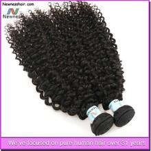 Newness top selling real human hair DHL fast shipping cheap hair extension real hair extensiobns cheap