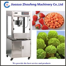 2015 Automatic Flat Top Electric Popcorn Machine popcorn Maker In Snacks(0086-15939138973)
