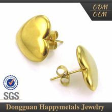New Coming Price Cutting 2015 New Design Gold Earrings 2012 New Design