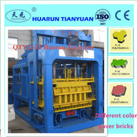 Lime/cement/contrete/coal gangue/sand brick making machine for sale with competitive price