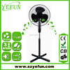 16 inch rechargeable standing fan with battery