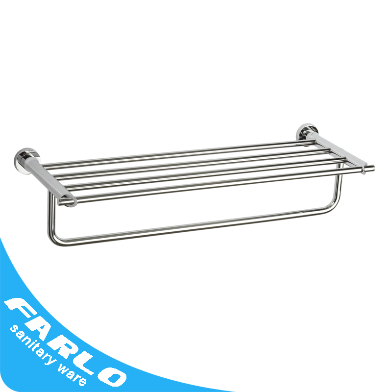 Farlo Wall Mounted Hotel Style Bathroom Towel Rack Buy