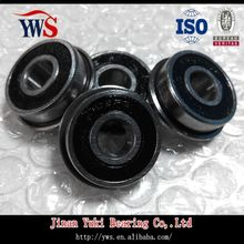 Miniature Stainless Steel Rubber Sealed Ball Bearing F608 2rs Flange Bearing