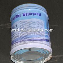 Nano coating hydrophobic spray textile polyurethane coating/polyurethane waterproofing coating/polyurethane roof coating