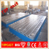 Surface Grinding Machine Cast Iron T Slot Floor Plate