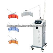 Todopoderoso chorro de oxígeno pelar máquina de la belleza PDT para el tratamiento del acné