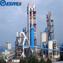100TPD small cement plant, cement production line