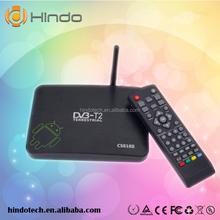 Full HD DVB T2 digital receiver Android 4.2 Mini pc TV stick TV Dongle