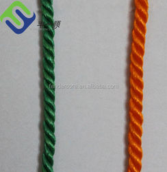 Superior quality nylon/pp/pe braided fishing rope