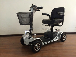 2015 new 4 wheel electric vehicle MJ-10/mini scooter /motor scooter