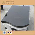 China populares Pure granito preto Shanxi preto