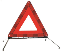 auto parts china manufacturer PMMA material warning triangle kit