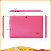 más barato para la tableta de niños bajo costo colorida