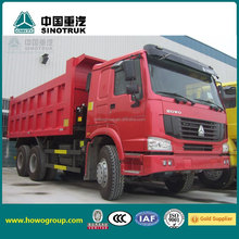 Sinotruk HOWO 6X4 Dump Truck Heavy Duty Vehicle