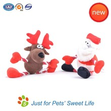 2015 New Christmas Dog Puppy Chew Toys