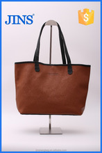 leather tote bag manufacture lady hand bag wholesale