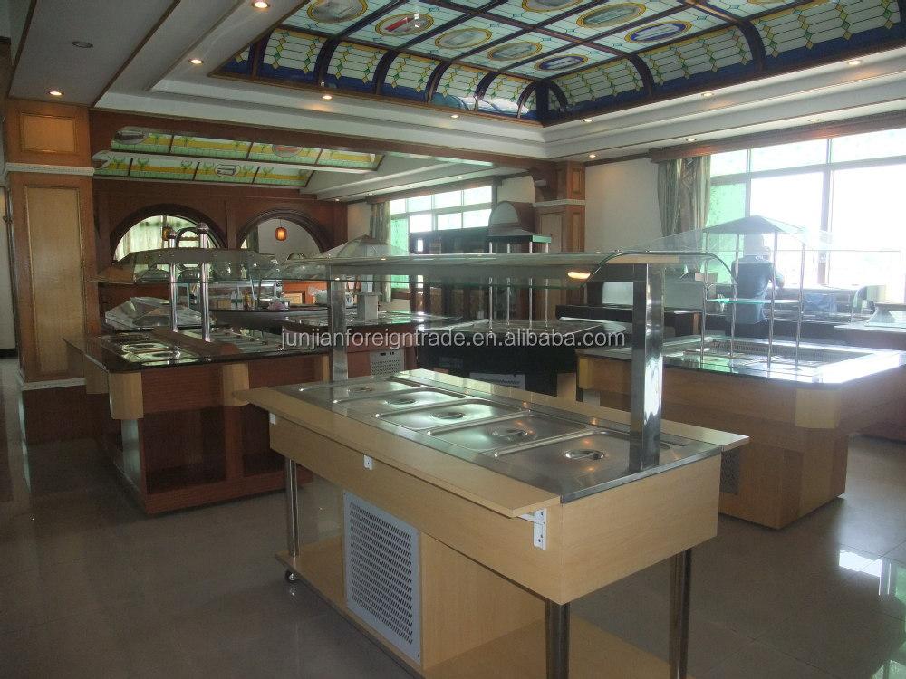 restaurant equipment salad bar buffet counter salad bar. Black Bedroom Furniture Sets. Home Design Ideas