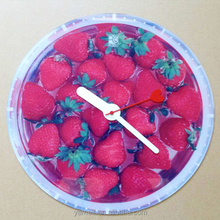 Popular Acrylic auto flip calendar clock