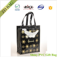 Factory wholesale Promotional PVC Bag, cheap small tote bag