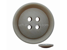 Fashion Shiny High Quality Polyester Button, Resin Button for garment