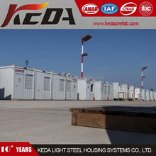 Temporary Container Site Office As Mining / Oil / Gas Camp in Qatar 437