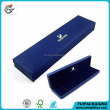 2015 Hot sale high quality paper necklace present packaging box made in china