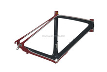 Special promotion Super light carbon track bike frame made in taiwan Insurance has been purchased