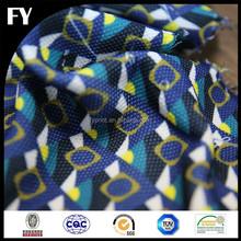 Custom high quality digital printed tetron cotton fabric