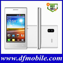 2014 3.5Inch Touch Screen Quad Band Dual SIM Tv Mobile Phone Manufacturing Company In China D44