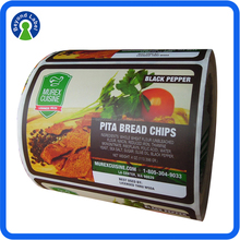 High Quality Customized Label For Flavor, Printing Self Adhesive Elegant Sticker Flavor Label