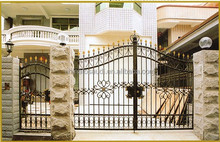 really factory direct manufacture wrought iron gate models