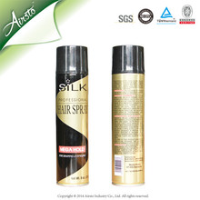 Best Selling 8 OZ Aerosol Hair Spray Hair Styler Spray