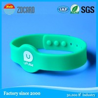 High quality professional manufacturer new popular silicone rubber wristband watch