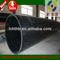Large Diameter Plastic Tube